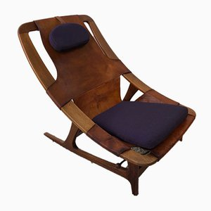 Holmenkollen Chair from Arne Tidemand Ruud, 1950s