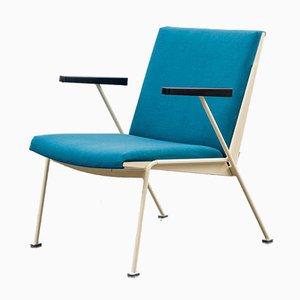 Oasis Stuhl von Wim Rietveld für Gispen, 1950er