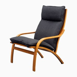 Scandinavian Style Teak Lounge Chair, 1960s