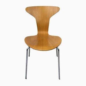 Chaises FH 3105 Mosquito par Arne Jacobsen pour Fritz Hansen, 1965, Set de 6