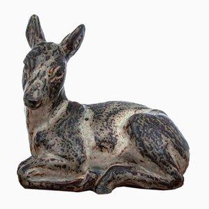Porcelain Figurine by Knud Khyn for Royal Copenhagen, Denmark, 1950s