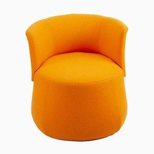 Orange Fat Sofa von Patricia Urquiola für B & B Italia