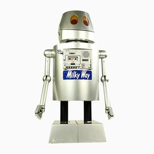 Robby Rolly Robot von Milky Way Contest, 1982