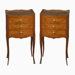 Kingwood Bedside Cabinets, Set of 2