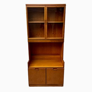 Vintage Regalsystem, Bücherregal oder Vitrine
