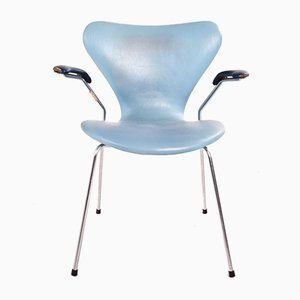 Butterfly Series 7 Armchair by Arne Jacobsen for Fritz Hansen