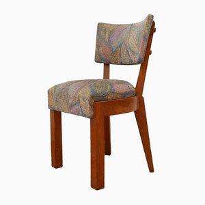 Französische Art Deco Esszimmerstühle von Charles Dudouyt, 8er Set