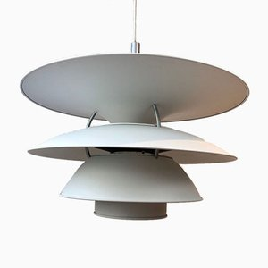 Vintage Charlottenburg PH 6.5-6 Pendant Lamp by Poul Henningsen for Louis Poulsen