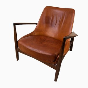 Salen Sessel von Ib Kofod-Larsen für OPE, 1950er