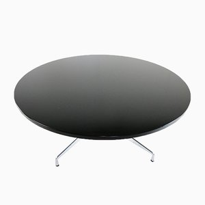 Large Round Segemented Table by Charles & Ray Eames for Vitra