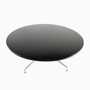 Tavolo grande Segemented rotondo di Charles & Ray Eames per Vitra
