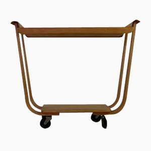 Birchwood PB01 Tea Trolley by Cees Braakman for Pastoe