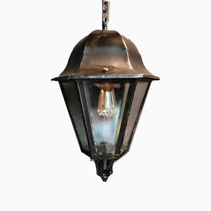 Lanterna esagonale vintage
