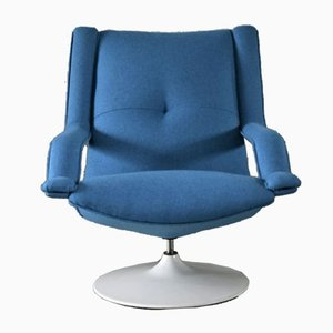 F140 Swivel Chair by Geoffrey Harcourt for Artifort, 1970s