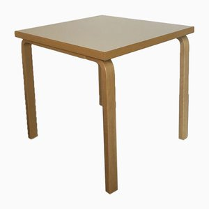 Tavolo 81C vintage di Alvar Aalto per Artek