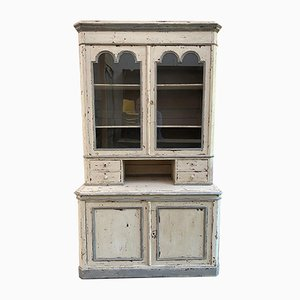 Patinated Cabinet