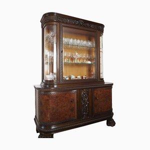 Antique Display Cabinet, 1920s