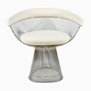 Sedie da pranzo di Warren Platner per Knoll International, set di 6