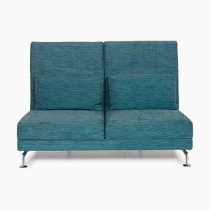 Moule Sofa in Blau von Brühl & Sippold