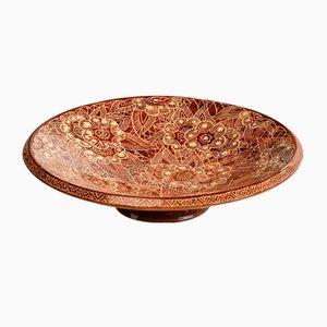 Taza de cerámica de R. Lachenal