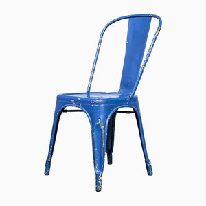 Tolix Model A Outdoor Chair, 1950s