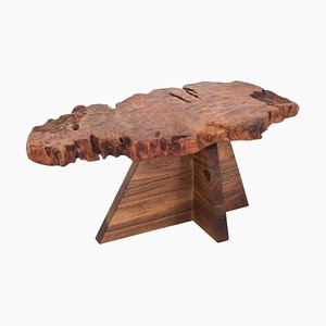 Walnut Table by Jörg Pietschmann