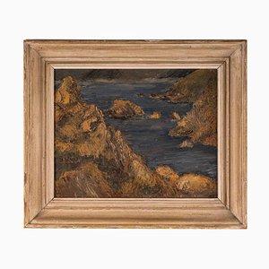 Paesaggio delle scogliere, XX secolo