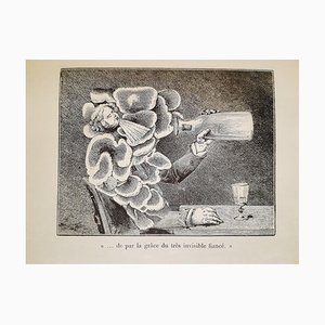 Max Ernst - Dream a Little Girl - Illustrated Book - 1930