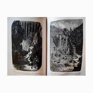 Gustave Doré - Les Contes Drolatiques - Illustrated Book - 1861