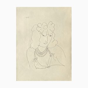 The Woman with the Necklace by Henri Matisse