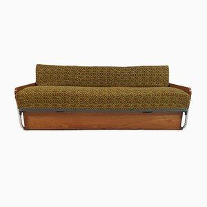 Sofá cromado, años 60