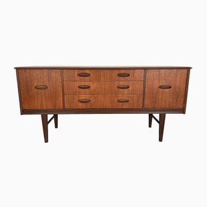 Teak Sideboard from Avalon, 1960s