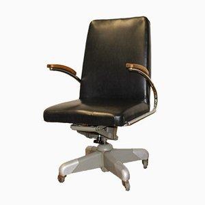 Streamline Round Shape Architect Office Swivel Chair from Mauser Werke