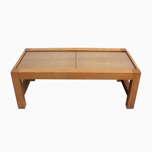 Table Basse Système en Frêne, 1970s