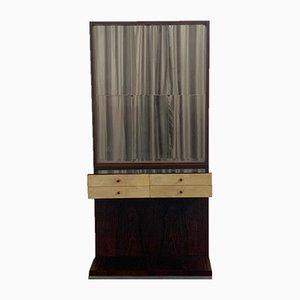 Scompartimento di input con specchio e cassetti di Guglielmo Ulrich
