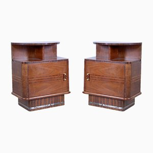 Bedside Tables, Set of 2