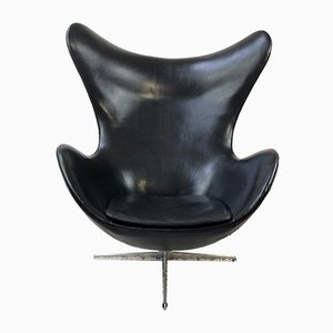 FH-3316 Egg Chair by Arne Jacobsen for Fritz Hansen, 1960s