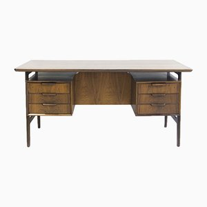 Modell 75 Schreibtisch aus Holz von Omann Jun