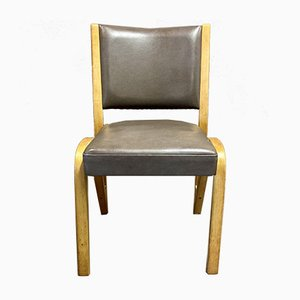 Chairs by Paul Bode 1950s, Set of 4