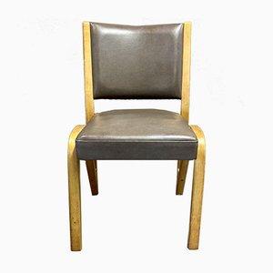 Stühle von Paul Bode 1950er, 4er Set
