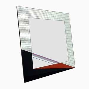 Specchio da parete di Eugenio Carmi, anni '80