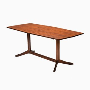 Rosewood TL22 Table by Franco Albini for Poggi, 1958