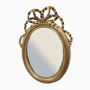 Miroir Médaillon Louis XVI