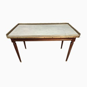Louis XVI Mahogany Coffee Table