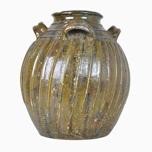 French Terracotta Vessel, 19th Century