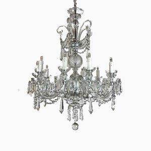Lámpara de salón bohemia de cristal