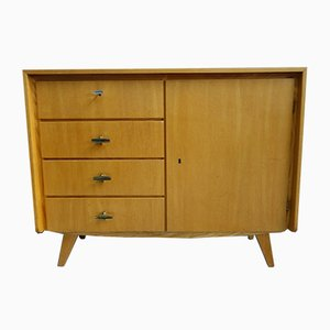 Blond Wood Sideboard from Musterring International, 1960s