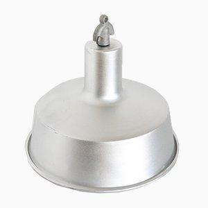 Industrial Aluminum Pendant Lamp, Spain, 1970s