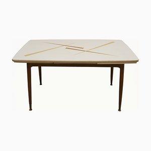 Mesa de centro de formica, años 50
