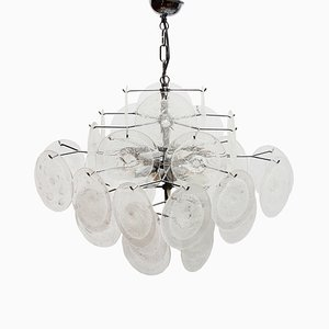 Murano Glass Chandelier, 1960s